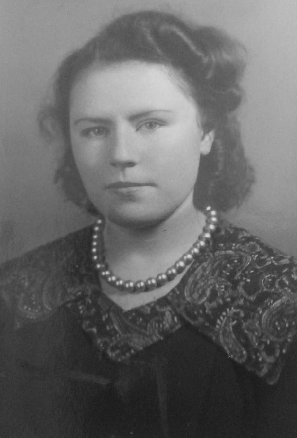 Лариса Морозова-Тарасова – студентка Харківської консерваторії